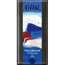 Vivani шоколад молочный органический