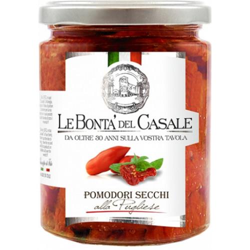 Вяленые помидоры alla Pugliese Le Bonta' del Casale