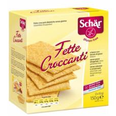 Хлебцы без лактозы Fette croccanti Dr. Schär