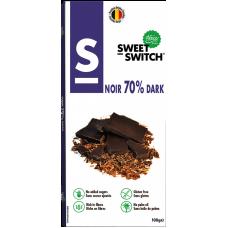 Шоколад черный 70% Sweet Switch