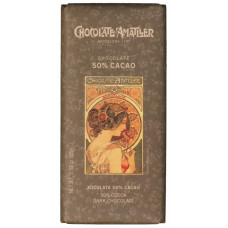 Шоколад горький 50 % какао Amatller