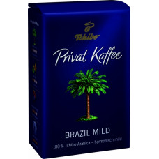 Кофе молотый Privat Kaffee Brazil Mild Tchibo