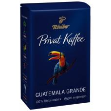 Кофе молотый Privat Kaffee Guatemala Grande Tchibo