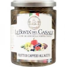 Каперсы в винном уксусе Le Bonta' del Casale