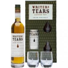 Writers Tears Irish Whiskey с 2 бокалами