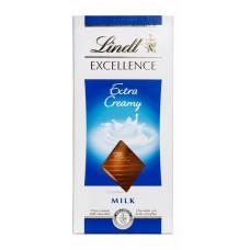 Шоколад молочный Excellence Lindt