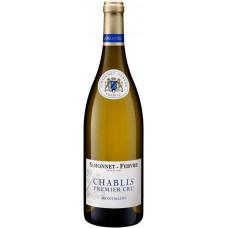 Вино Simonnet Febvre Chablis 1er Cru Montmains белое сухое