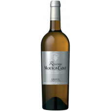 Вино Baron Philippe de Rothschild Reserve Mouton Cadet Graves Blanc биле сухе